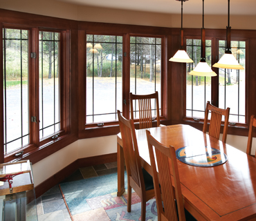 Wood Windows<br/>&amp; Patio Doors